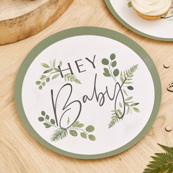 bordjes botanical babyshower