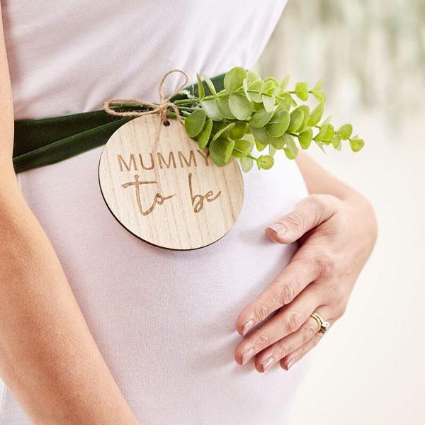 sjerp mummy to be botanical babyshower