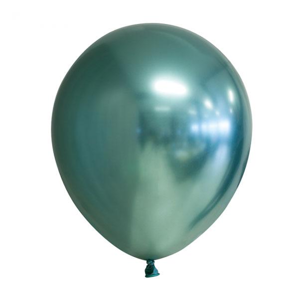 groene chroom ballonnen alternatief