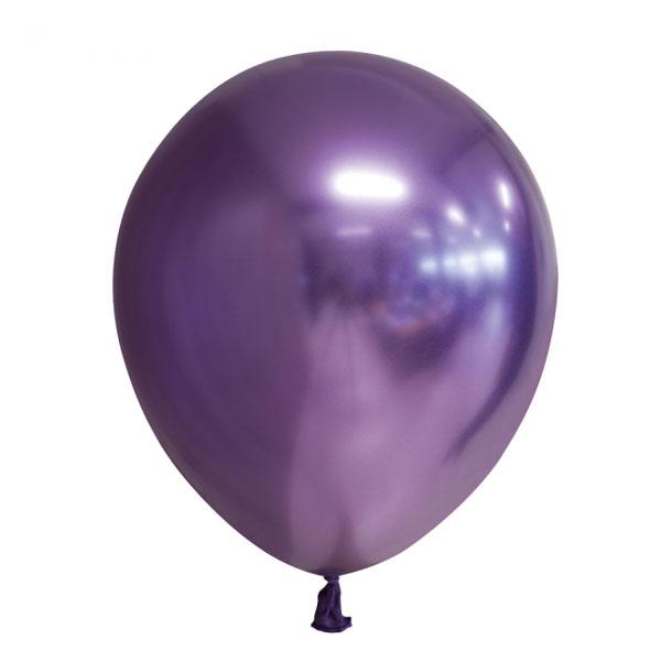 paarse ballonnen chroom alternatief
