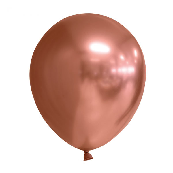 koper chrome ballonnen