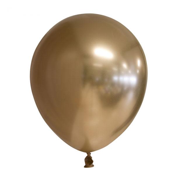 gouden chroom ballonnen alternatief
