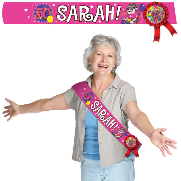 sarah sjerp 50 jaar