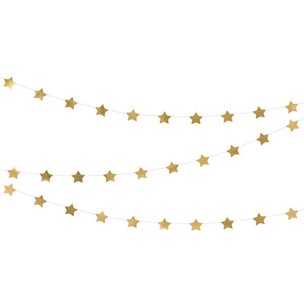 sterren slinger goud
