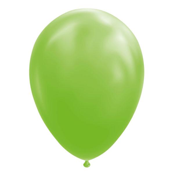 lime groene ballonnen outlet